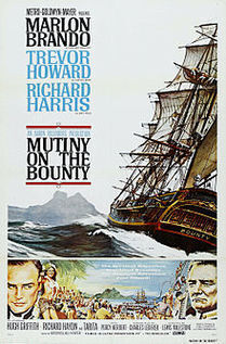 Subtitrare Mutiny on the Bounty (1962)
