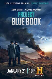 Subtitrare Project Blue Book - Sezonul 1 (2019)